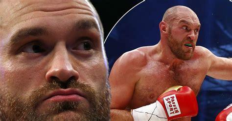 Former world champion Tyson Fury announces May comeback ...
