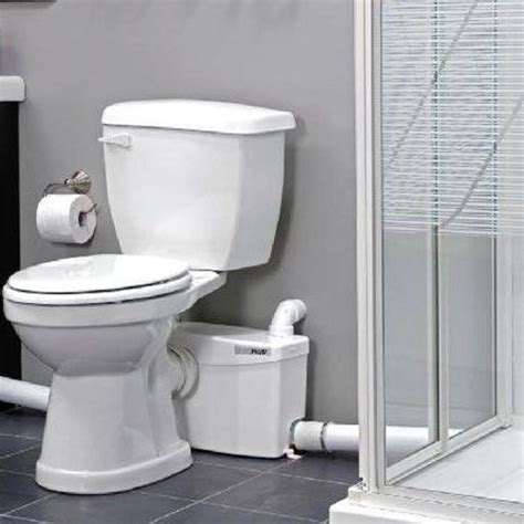 Saniflo Saniplus Domestic Sanitary System For Toilet, Sink