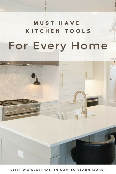 Kitchen Gadgets Essentials by Must Kitchen Gear Kitchen Organization With A Spin