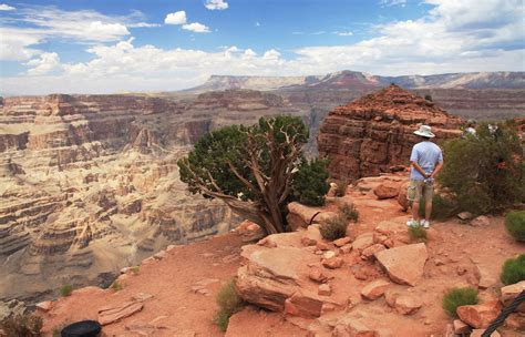 Grand Canyon West Attracted 1 Millionth Visitor Of The