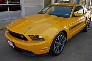 2012 Yellow Blaze Tri-coat Metallic Ford Mustang GT Premium For Sale - MustangCarPlace