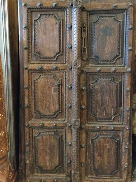 Antique Doors With Frame, Double Doors,indian Doors