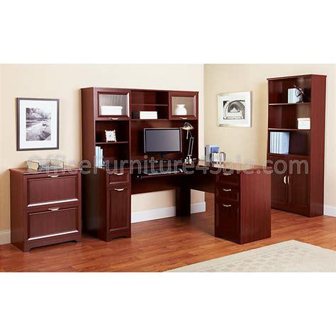desk l with outlet l shaped outlet desk 60 quot wide x 60 quot deep x 30 quot high