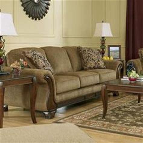 nebraska furniture mart sofa sleeper nebraska furniture mart ashley autumn brown microfiber