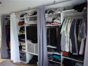 Dressing Rideau Ikea : dressing avec rideaux perfect large size of chambre avec ~ Dallasstarsshop.com Idées de Décoration