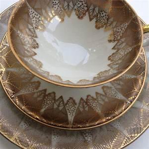 Bavaria Elfenbein Porzellan : vintage bavaria elfenbein porzellan from mygreatvintagefinds on ~ Frokenaadalensverden.com Haus und Dekorationen
