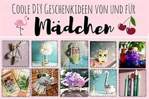 Coole Sachen Für Teenager : diy coole geschenkideen zum selbermachen f r m dchen ~ Markanthonyermac.com Haus und Dekorationen