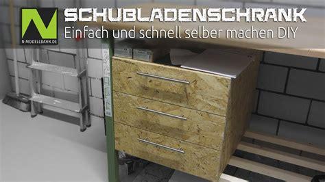Schubladenschrank Selber Bauen by Schubladenschrank Selber Bauen Wohndesign Interieurideen