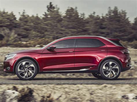 Citroen Ds Wild Rubis Concept 2018 Exotic Car Picture 37
