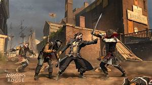 Assassin's Creed: Rogue's bad boy isn't enough to break ...