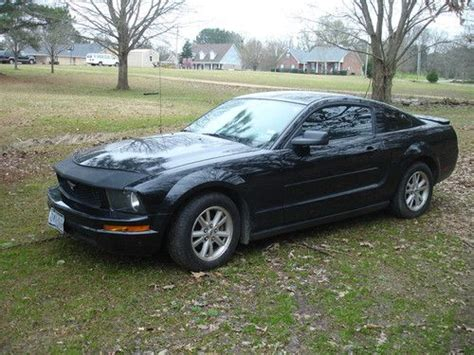 automobile air conditioning repair 2007 ford mustang seat position control buy used 2007 ford mustang black leather auto needs engine v 6 as is needs repair in madison
