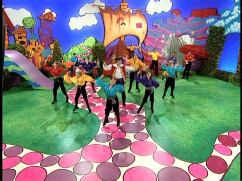 The Wiggles Six Months In A Leaky Boat by Hey Hey Hey We Re All Pirate Wikiwiggles