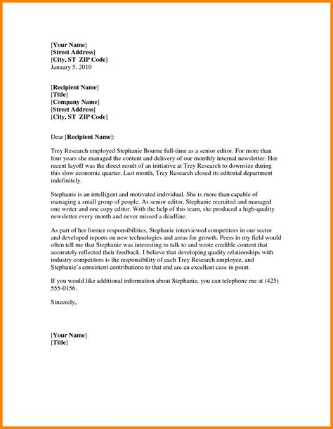 professional letter template word letters  sample