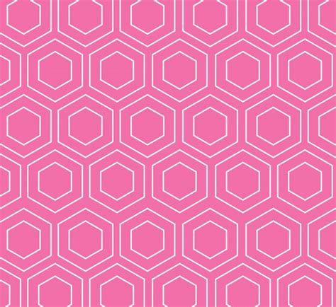 pink octagonal geometric background  stock photo
