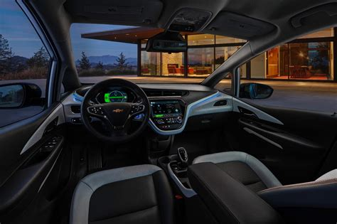 bold interieur chevrolet bolt ev demand shown with 33 pre orders at one