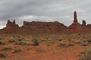 Monument Valley of the Gods