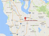 Renton WA map areas served | Renton Smile Dentistry