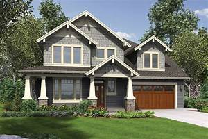 Craftsman, Style, House, Plan, -, 3, Beds, 2, 5, Baths, 2936, Sq, Ft, Plan, 48-914