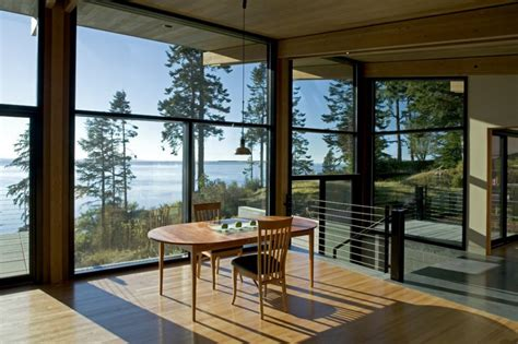 Top Photos Ideas For Wood And Glass Houses by Wood And Glass Cabin Home Brings Luxury To Nature