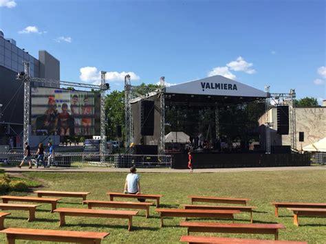 Valmieras pilsētas svētki 2019 - Diogens Audio