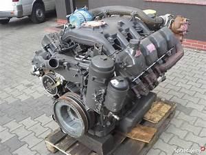 Claas Mercedes Om 502 La V8 Om502la 420kw  571km 942 992 Cz U0119stochowa