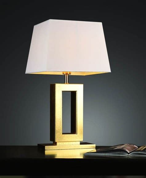 Modern Table Lamps For Bedroom — Table Design