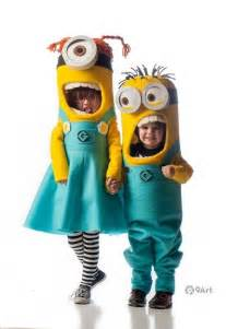 Kid Minion Halloween Costume
