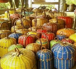 Artisanat De Guyane : association panakuh saint georges de l 39 oyapock ~ Premium-room.com Idées de Décoration