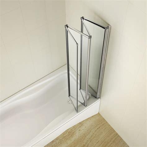 aica  fold  bath folding shower screen