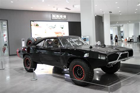 'fast & Furious' Off Road Dodge Charger R/t From 'furious