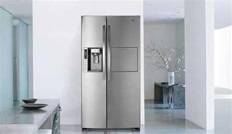 cuisine frigo bien intégrer un frigo dans une cuisine