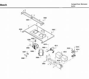 Bosch Model Hmc80252uc  01 Built