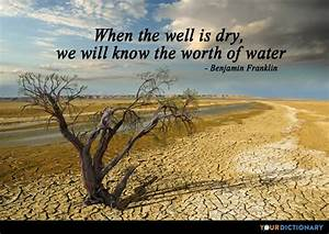 Invest In Water... Water Environment Quotes