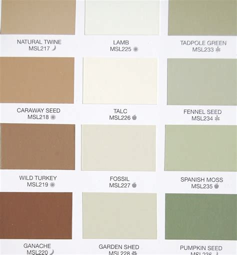 home depot color swatches home design