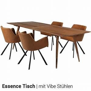 Tisch Mit Mittelfuß Eckig : esstisch essence von dan form zum bestpreis kaufen buerado ~ Sanjose-hotels-ca.com Haus und Dekorationen