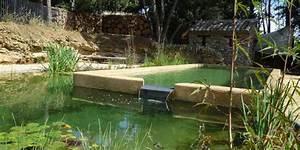 Filtration Biologique Pour Bassin A Poisson : piscines naturelles se baigner dans un bassin cologique ~ Premium-room.com Idées de Décoration