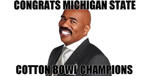 Michigan State Football Memes - best alabama vs michigan state football memes from the cotton bowl