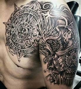 17 best ideas about Aztec Warrior Tattoo on Pinterest ...
