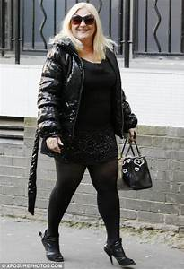 Vanessa Feltz39s BIG Mistake As She Squeezes Into Revealing