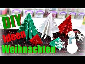 Selber Machen Ideen Basteln : weihnachten basteln tannenbaum basteln mit papier ~ A.2002-acura-tl-radio.info Haus und Dekorationen