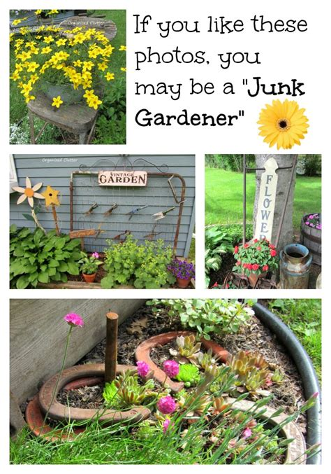 Junk Gardening You Either Get Don