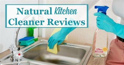 Natural Kitchen Cleaner Reviews Which Work Best?