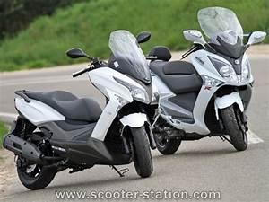 Kymco X Town 125 : comparatif kymco x town 125 vs sym gts 125 efi scooter station ~ Medecine-chirurgie-esthetiques.com Avis de Voitures