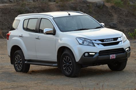 Isuzu India To Increase The Prices Of Suvs And Pickups