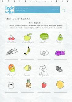 rockalingua images worksheets guacamole recipe
