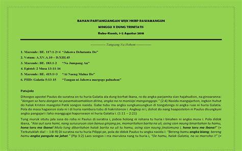 Bahan pengajaran yang digunakan tentunya berbeda dengan bahan mengajar yang digunakan bagi orang dewasa. Votum Natal Sekolah Minggu Bahasa Batak : Drama Natal ...