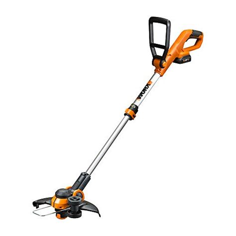 string worx trimmer 20v battery charger cordless backyardequip weed orange included edger lawn keeps wacker coming garden fiveid eaters power