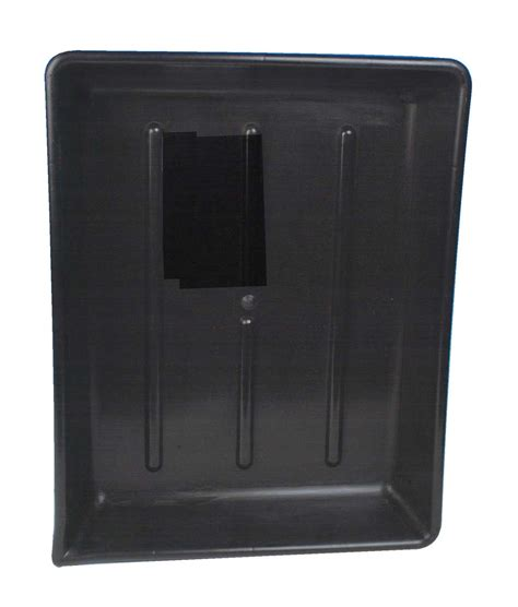 Garage Drip Tray by Tetroplas And Fluid Drain Drip Tray Large Tpt001