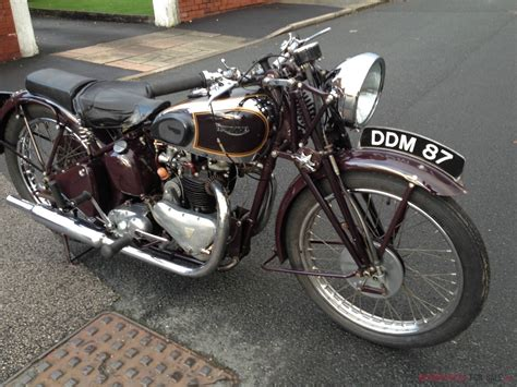 Triumph Speed 1938 by 1938 Triumph Speed