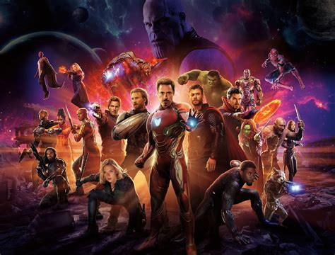 Avengers Poster Wallpapers - Wallpaper Cave